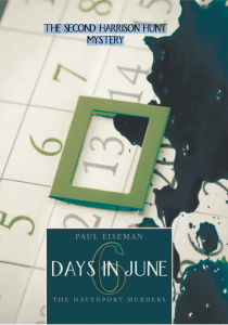 6 Days in June Book Cover